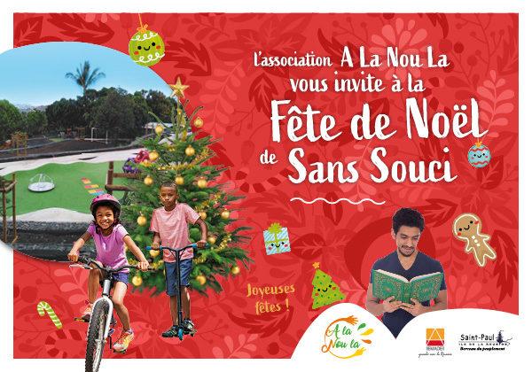 Fête de Noël à Sans-Souci